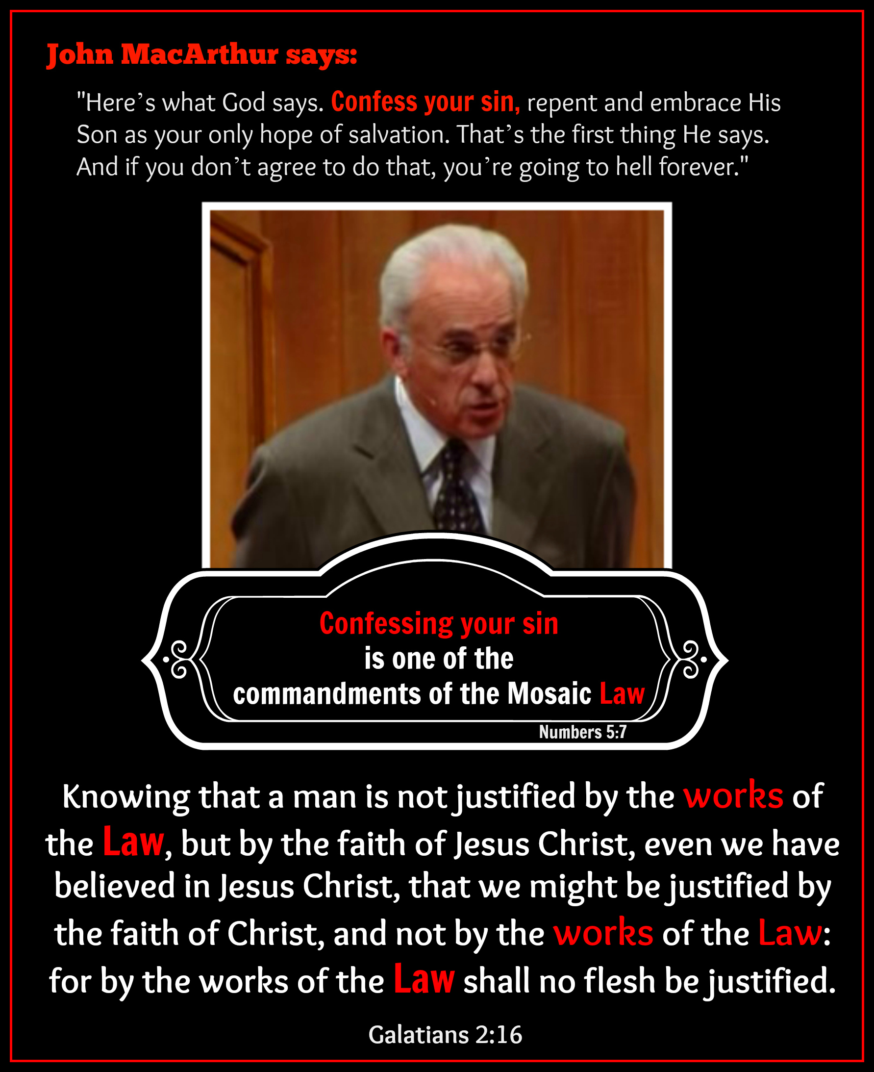 John Macarthur Quotes The Gospel According To John Macarthur  Redeeming Moments