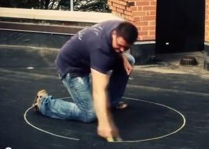 Pastor Author Draws Circles