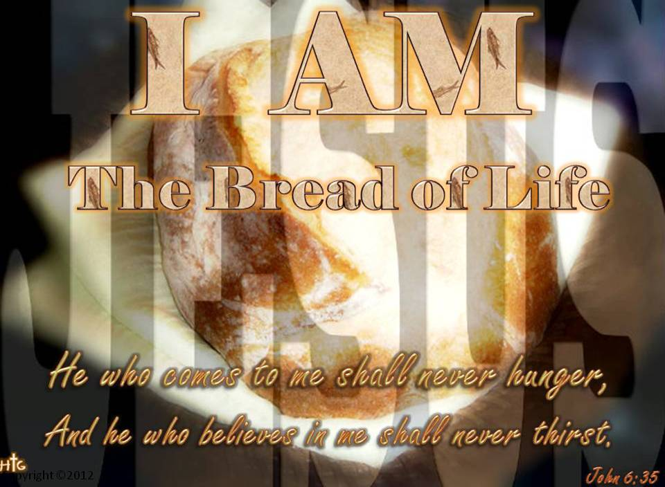 JESUS: The Seven (or 8) 'I AM' statements    - Redeeming Moments