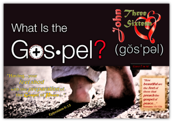 Has the wrong language crept in to your gospel?